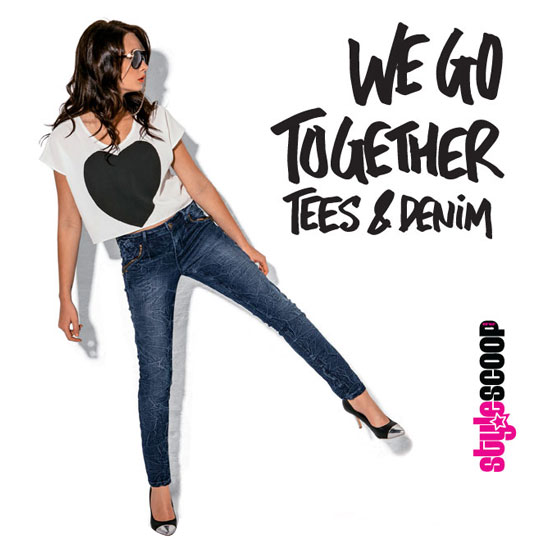 We Go Together Tees & Denim