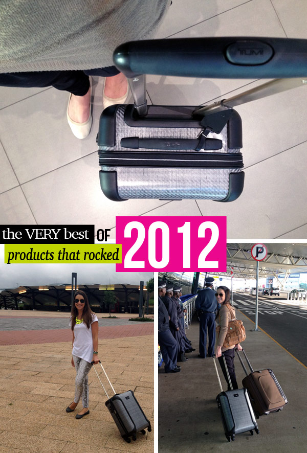 Products that Rocked 2012 - TUMI Tegra Lite