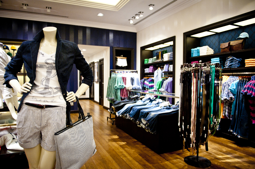 Classic American Cool! Tommy Hilfiger's New Jozi Store