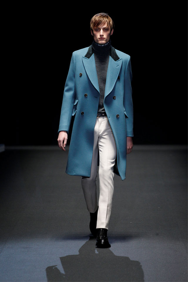 GUCCI Menswear – What the Glam Guys will be wearing for Winter 2013