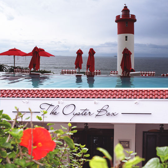 Durban's Finest – The Oysterbox Hotel