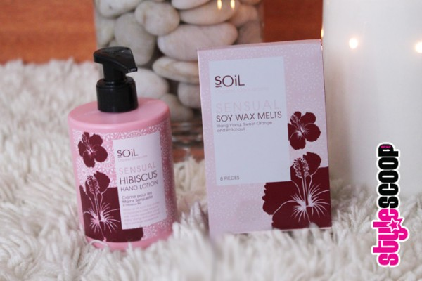 SOiL Sensational Hibiscus Range | via stylescoop.co.za