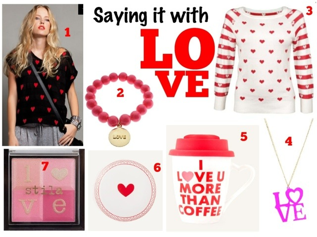 Seven Cute Ways To Say It With Love!