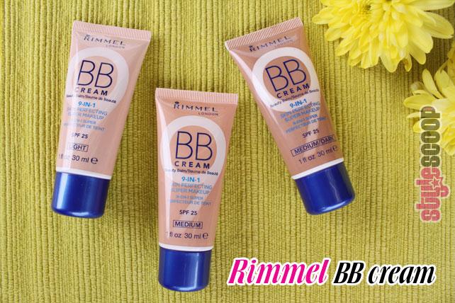 Rimmel BB Cream Review on www.stylescoop.co.za