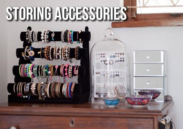 Accessories Storage ideas on www.stylescoop.co.za
