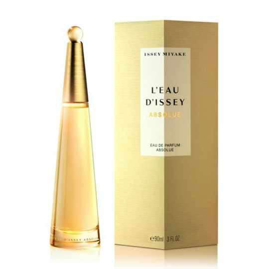 New Fragrance: Issey Miyake L'EAU D'ISSEY ABSOLUE