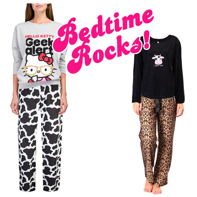Jump Into Bed With These Stylish PJ's