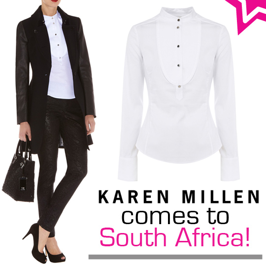 Sandton City Will Soon Welcome Karen Millen To South Africa