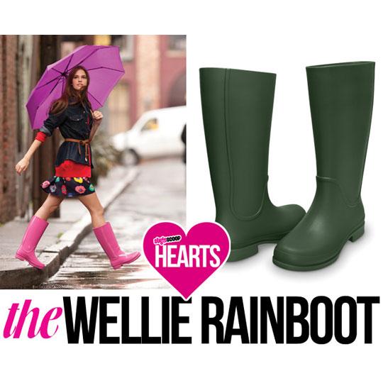 Make a Splash! We Heart the New CROCS Rain Boots & Wellies