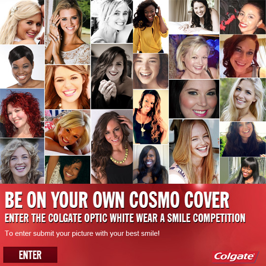 Smile Your Way to a Cosmo Cover & R20K Shopping Spree! Today's Your Last Chance