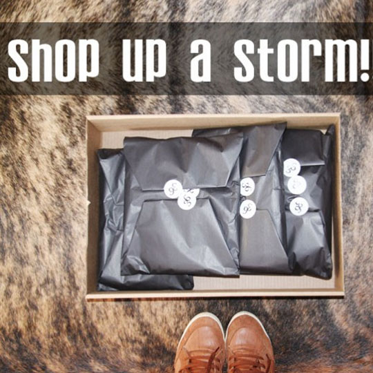 Shop Up A Storm & Win a R10-000 Shopping Spree from Style36