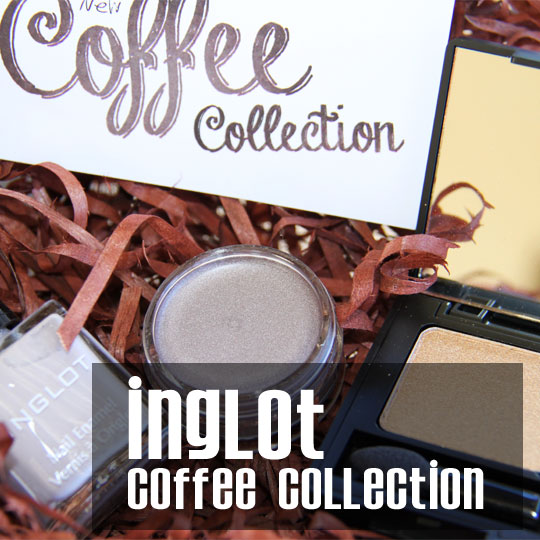 Inglot Coffee Collection