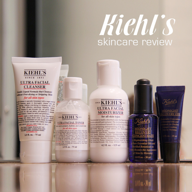 All Hail Kiehl's