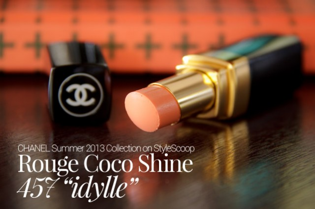 chanel-summer-makeup-collection-2013-rouge-coco-shine-457-idylle