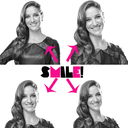 Wear A Smile! My Tricks to Wearing A Great Smile