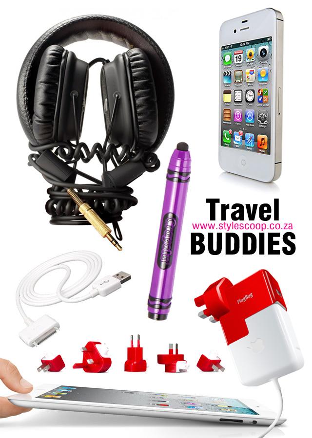 Meet My Travel Buddies