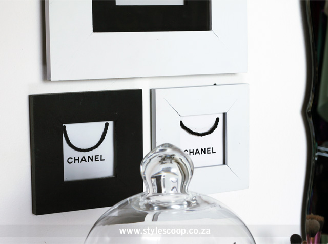 Chanel Wall Art – DIY