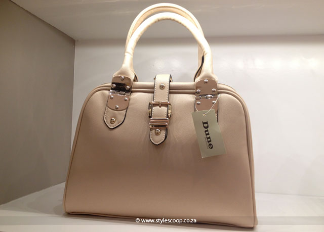 stylescoop-dune-shoes-sandton-nude-bag