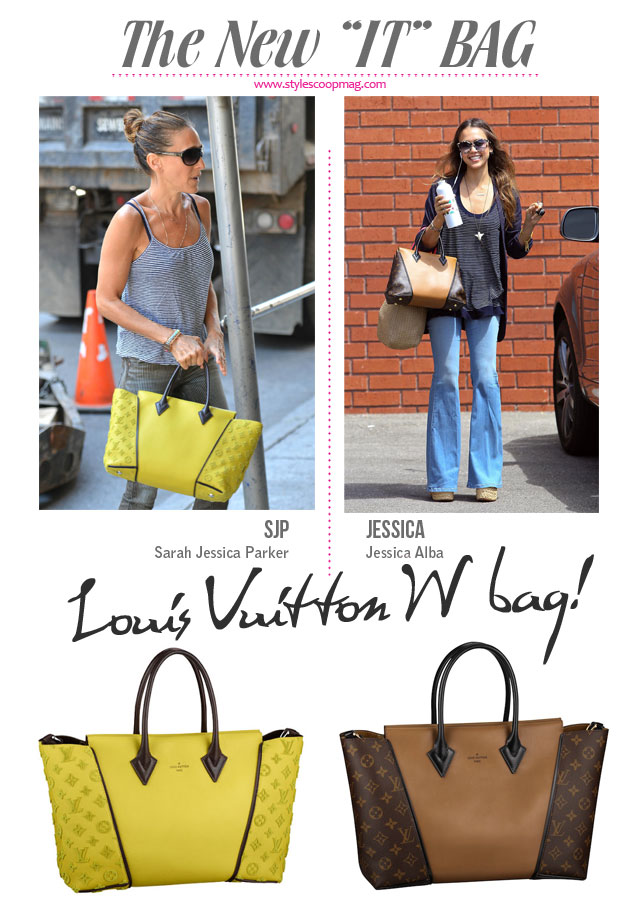 "W! The New ""It"" Bag From Louis Vuitton"