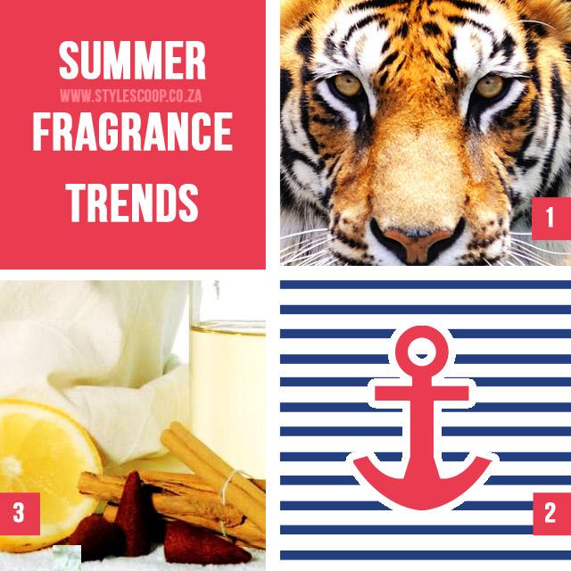 Jungle Fever, Anchors Away, Festive Nostalgia! Fragrance Trends for Spring