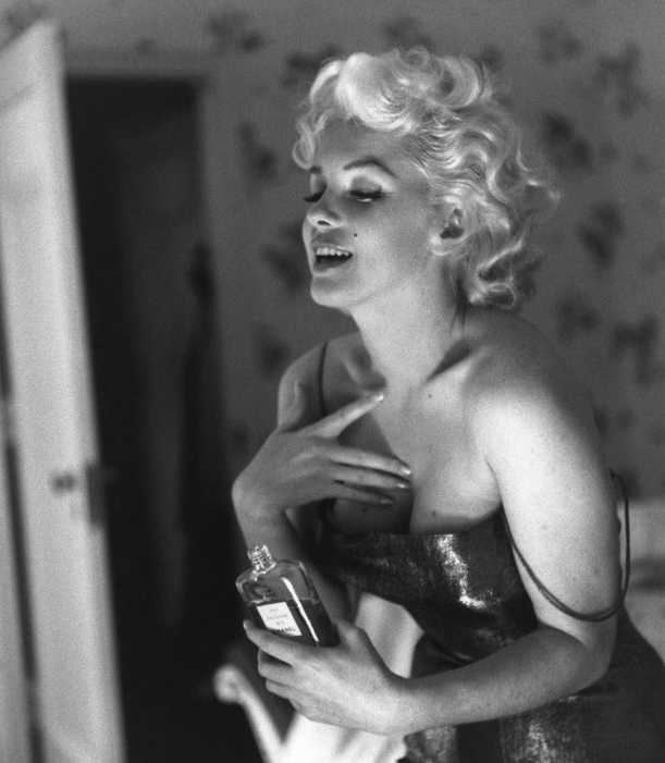 Marilyn Monroe – The New Face of CHANEL N°5