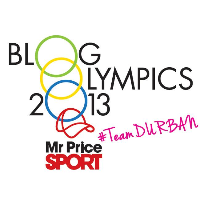 Blogger Olympics! #BlogO13