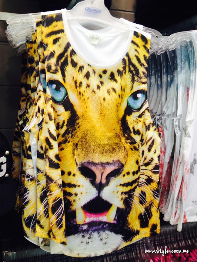 Growl Like A Tiger (Print)