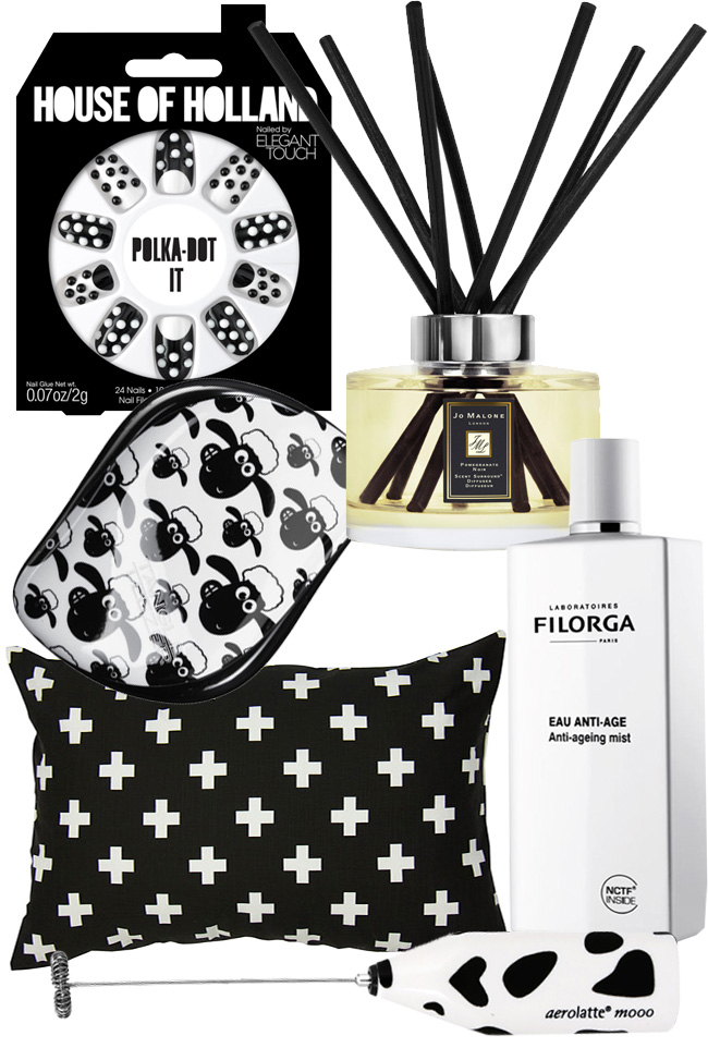 Last Minute Gifts – Black and White