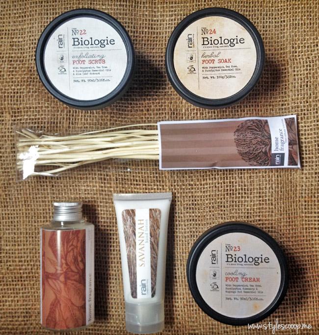 Rain Africa – Handmade Bath & Body Products from SA!