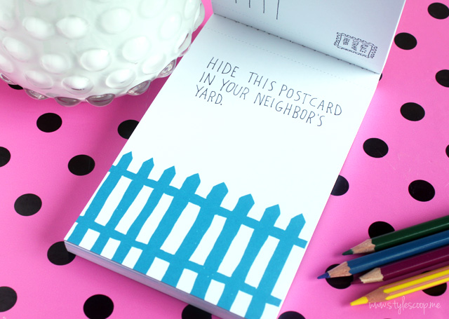 stylescoop-everything-is-connected-keri-smith-hide-this-postcard