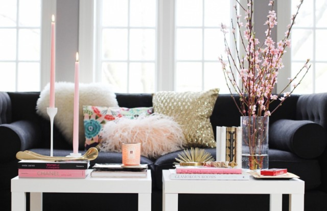 Styling Your Coffee Table with Books | StyleScoop