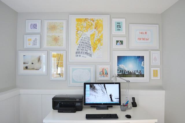 StyleScoop Office Gallery {Inspiration}