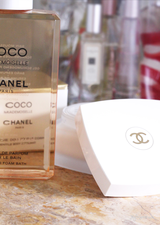 Coco Mademoiselle Bath Time Treats