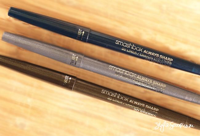 The Best Eyeliner Pencil! Smashbox 3d Sharpliner is Awesome!