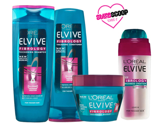 XL Hair Can Be Yours Thanks To Fibrology from L'Oreal
