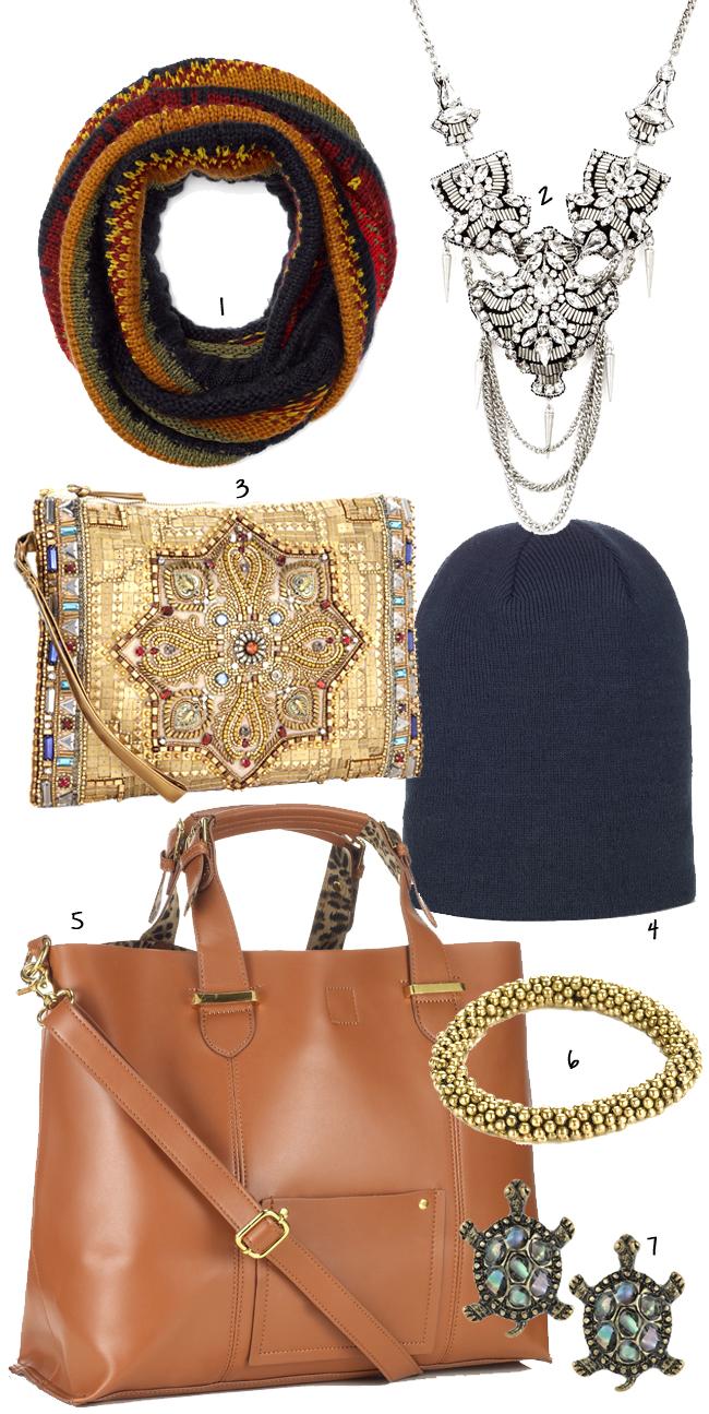 Accessorize Autumn/ Winter 2014 – My Favourite Picks