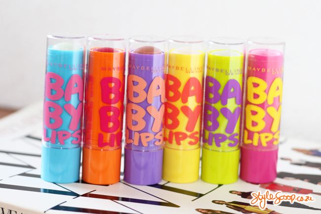 Ohh Baby Baby! Maybelline Babylips… BABY