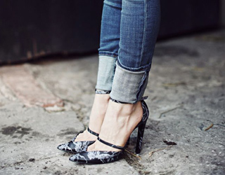 5 Stylish Ways To Cuff Your Jeans Like a Fashion Blogger