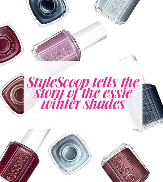 Essie – New Winter Nail Colours
