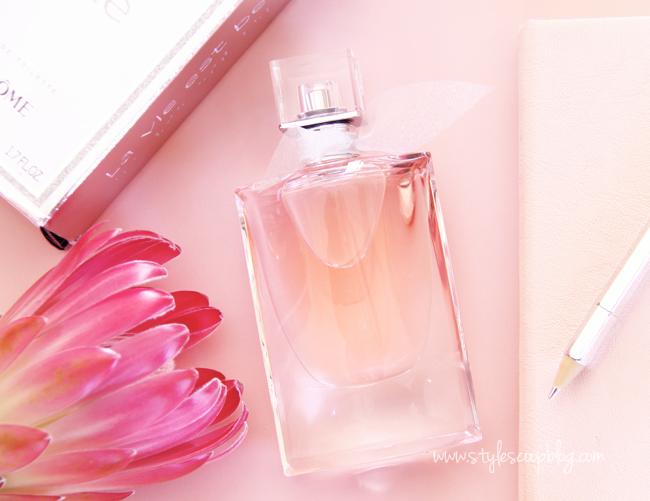 Lancome La Vie est Belle L'eau Fragrance
