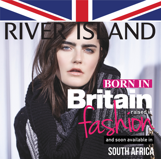 River Island is Coming to South Africa!