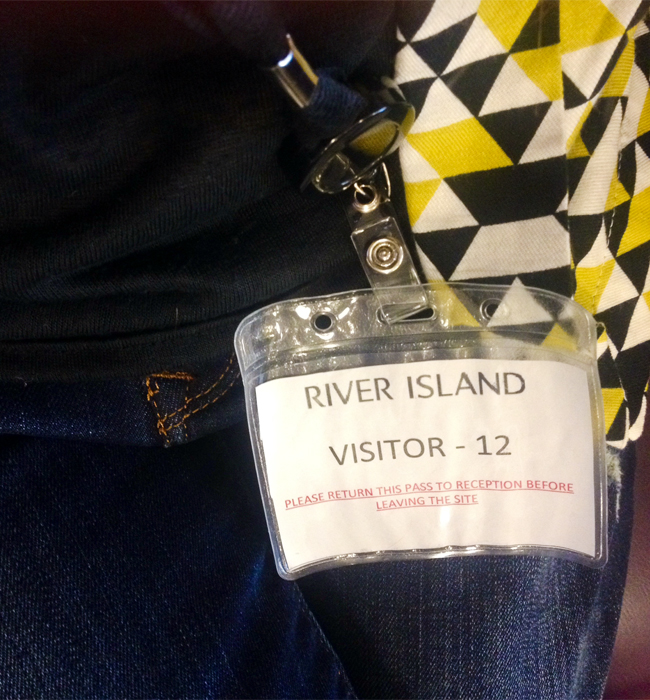 River Island Headquarters Tour + Video