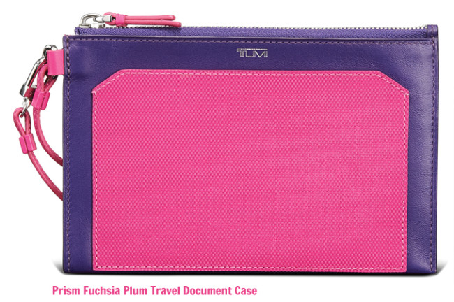 tumi-travel-fall-2014-PRISM-fuchsia-plum-travel-document-case