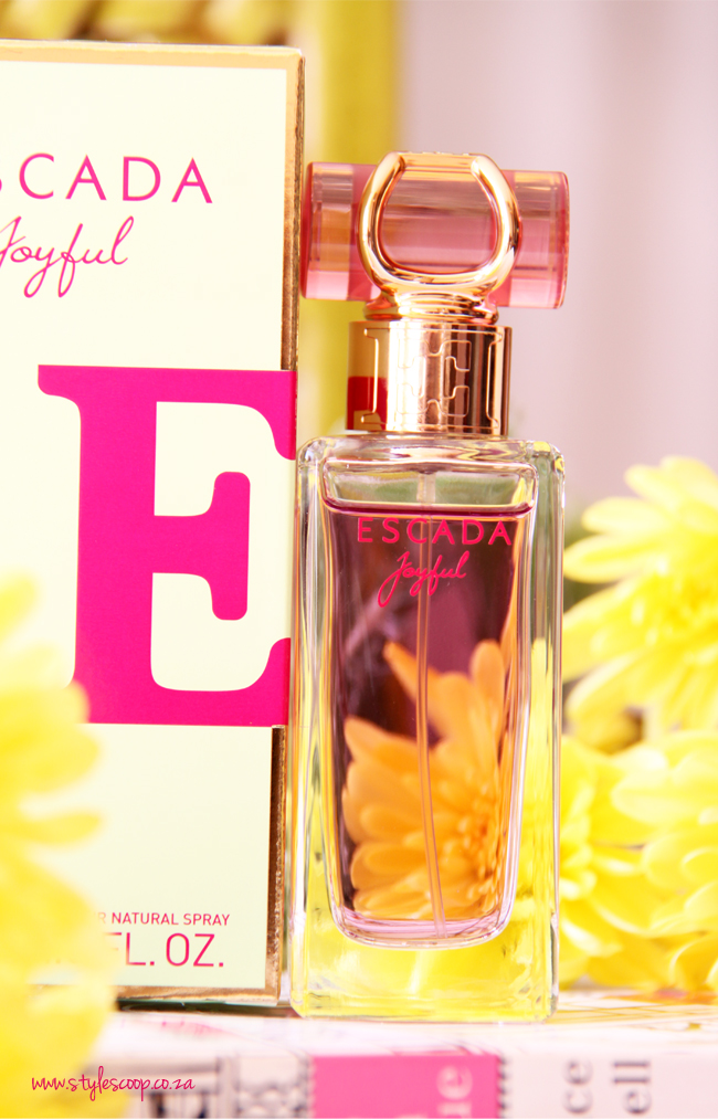 "Escada Joyful – It's ""Happy Me"" Territory"