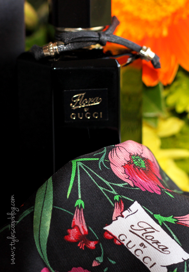 Flora By Gucci 1966 {fragrance friday}