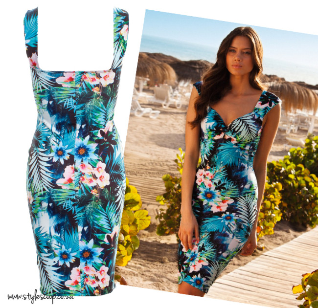 lipsy-tropicool-collection-stylescoop-jungle-floral-print-shift-dress