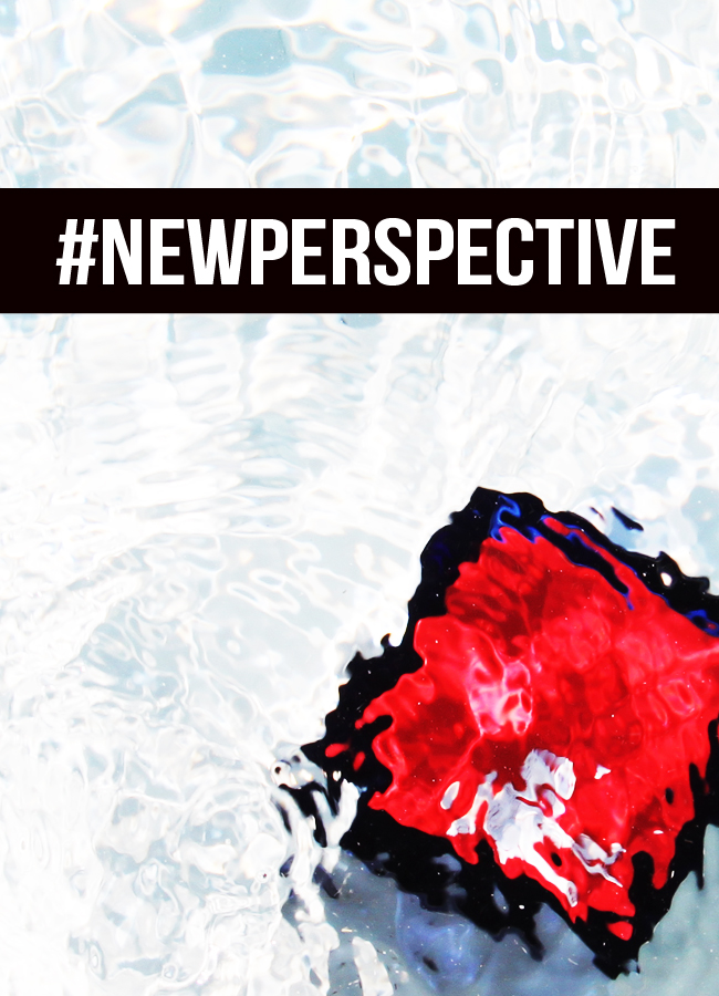 A #NEWPERSPECTIVE – A New Fragrance from Lacoste LIVE
