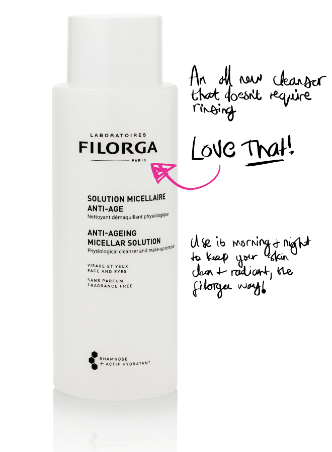 Filorga Micellar Solution Cleanser