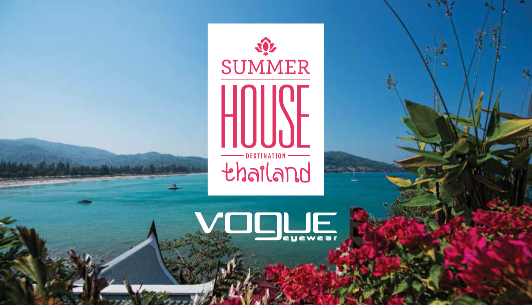 Join me for a VOGUE Eyewear Thai Inspired Event [Closed]