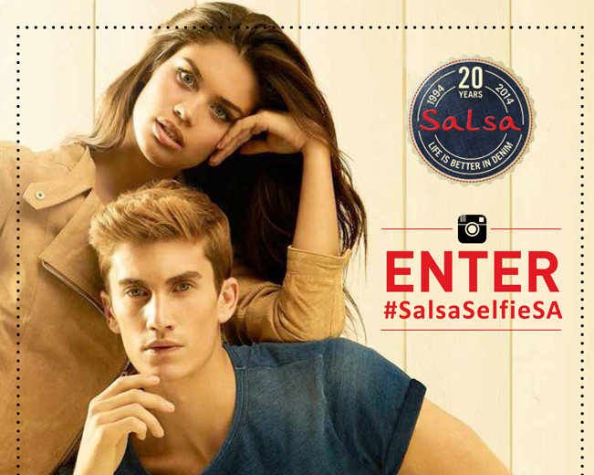 New, Exciting Campaign from Salsa Jeans